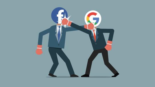 跨際數位行銷Q&A-我們是新創/小型企業,到底應該選擇google 關鍵字廣告還是Facebook比較好?