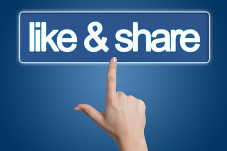 跨際數位行銷社群分享增加連結數