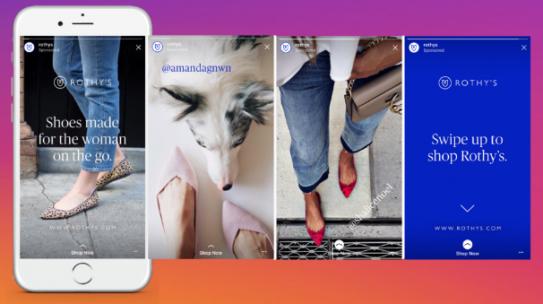 你不可不知的Instagram限時動態廣告