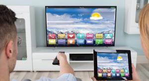 跨際數位行銷有限公司智慧型電視的廣告不斷上升